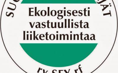 Ekoyrittäjät- Ympäristövastuullista yritystoimintaa