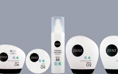 ZENZ – ympäristöystävällinen hiustenhoitosarja